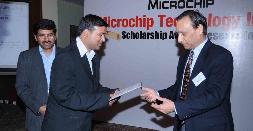 MICROCHIP Technology Scholarship Award