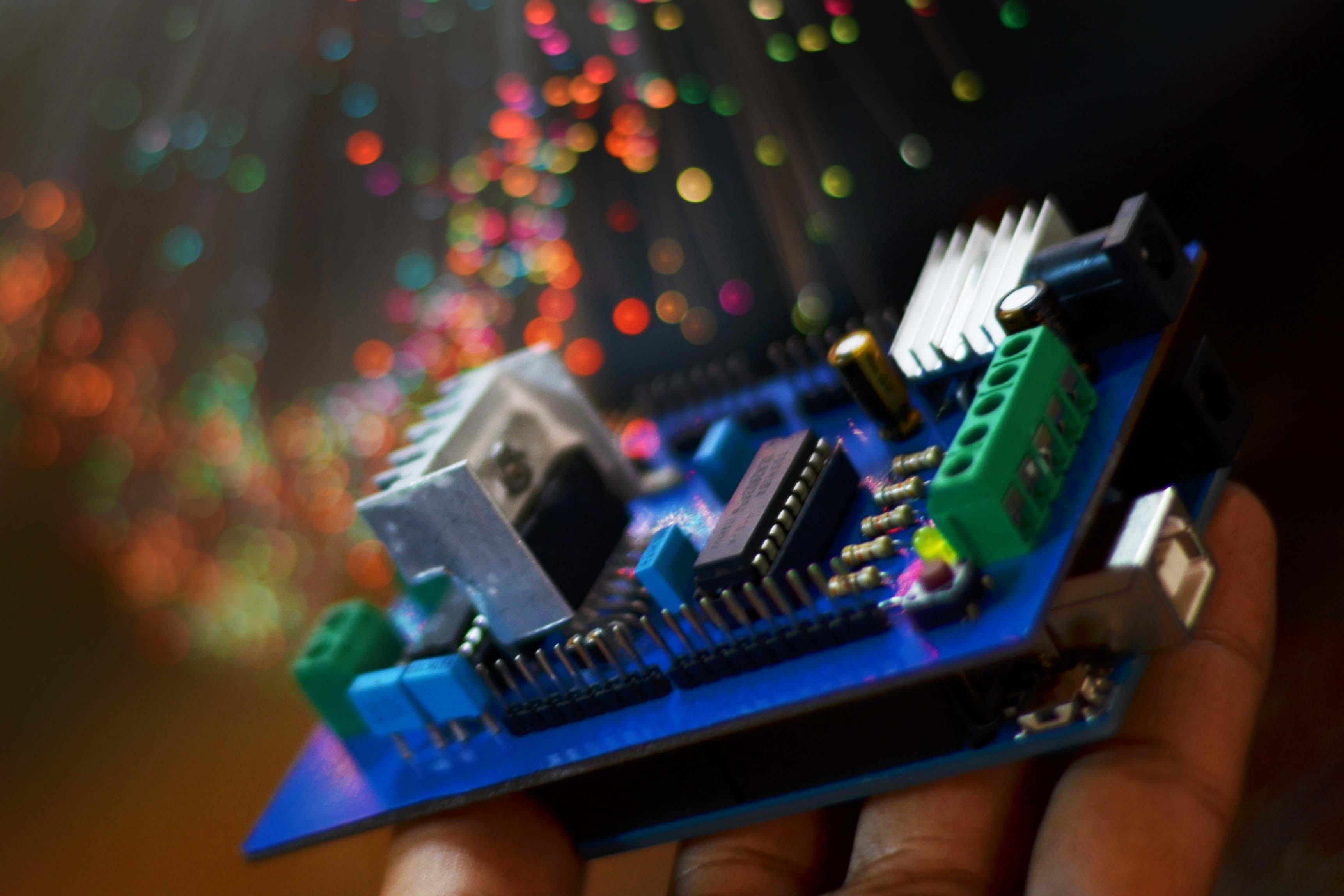 2 weeks Bootcamp Arduino Programming